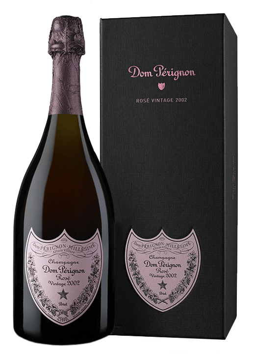 2002 – The perfect year for rare Dom Pérignon vintage Champagne