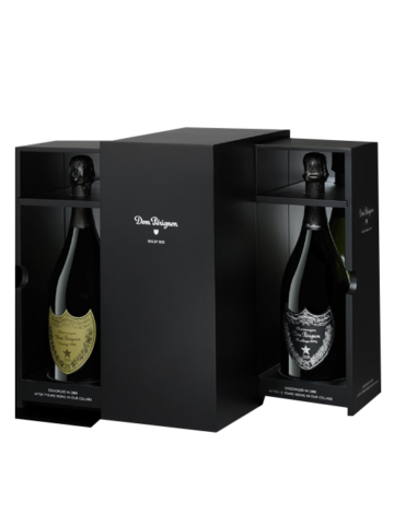 dom perignon 1996 side by side limited edition