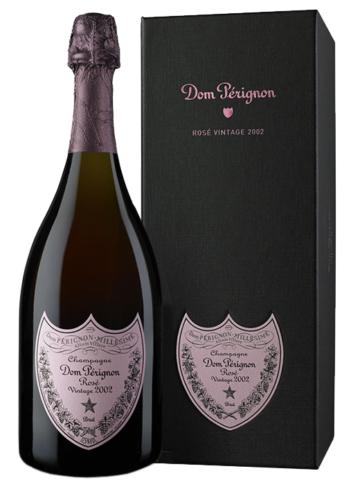 dom perignon rose 2002 dark jewel limited edition