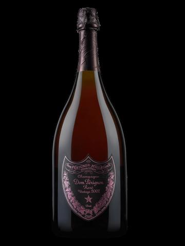 dom perignon rose 2002 magnum